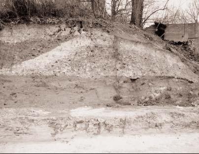 Ausgrabung in Trohe